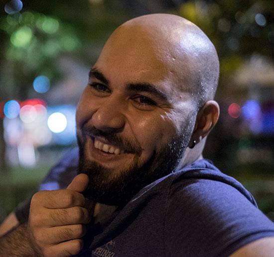 Farshad Delirabdinia